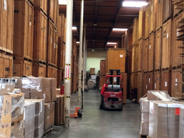 The Multiple Benefits of Timber Pallets
